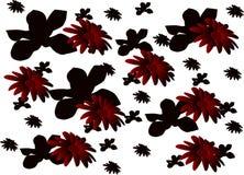 Flower pattern 4 Stock Photography
