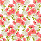 Flower pattern Royalty Free Stock Photography