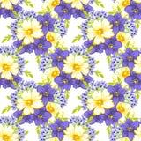 Flower pattern Stock Photos