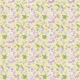 flower pattern wallpaper Royalty Free Stock Images