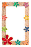 Flower Photo frame Stock Photos