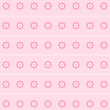 Flower pink background icon great for any use. Vector EPS10. Great vector Royalty Free Stock Photo