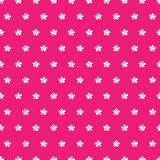 Flower pink background icon great for any use. Vector EPS10. Royalty Free Stock Photo