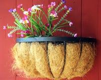 Flower planter Stock Photography