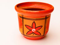 The Flower-pot Royalty Free Stock Photo