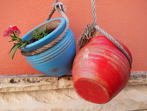 Flower pot Royalty Free Stock Photo