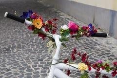 Flower power royalty-vrije stock afbeeldingen