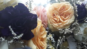 Flower Power. Best Friend's Wedding Day Royalty Free Stock Images