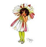 Flower-power-folket Arkivbild