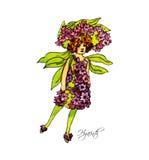 Flower-power-folket Royaltyfri Fotografi