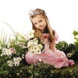 Flower Princess Stock Images
