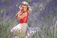 Flower, Purple, Beauty, Grass Stock Photography