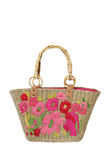 Flower Purse Royalty Free Stock Images