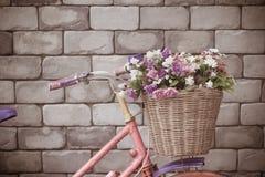 Flower retro Stock Image