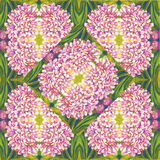 Flower seamless background Colorful decorative  Floral. Pflower textured ground  seamless wallpaper Royalty Free Stock Images