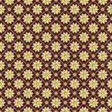 Flower seamless pattern royalty free illustration