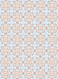 Flower seamless pattern Royalty Free Stock Images