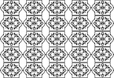 Flower seamless pattern Royalty Free Stock Photos