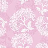 Flower seamless pattern stock illustration