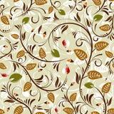 Flower seamless pattern