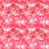 Flower seamless pattern background. Pink flower seamless pattern backgorund Stock Photography