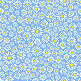 Flower seamless pattern background Royalty Free Stock Photos