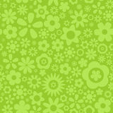 Flower seamless pattern background Royalty Free Stock Photography