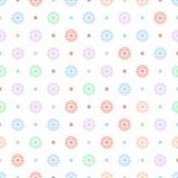 Flower seamless pattern background Stock Photos