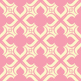 Flower seamless pattern. Illustration of flower seamless pattern Royalty Free Stock Image