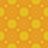 Flower seamless pattern Royalty Free Stock Photos