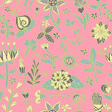 Flower seamless texture.  Endless floral pattern. Can be used for wallpaper Royalty Free Stock Images
