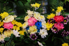 Flower for selled at open market, Thailand Royalty Free Stock Photo
