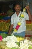 Flower seller Royalty Free Stock Photo