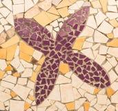 Flower Shape Ceramic Stock Photo