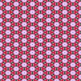 Flower shape pattern Stock Photos