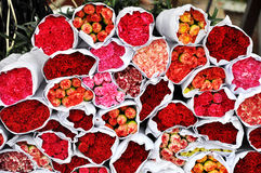 Flower shop. A flower shop with many kind of flowers Royalty Free Stock Image