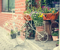 Flower shop Royalty Free Stock Photography