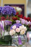 Flower shop Royalty Free Stock Image