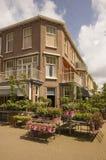 Flower shop in Rijswijk Royalty Free Stock Photo
