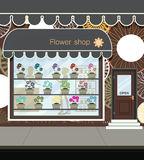 Flower shop. Royalty Free Stock Photos