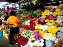 Flower Shops in Market Market in Bonifacio Global City Stock Image