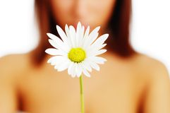flower spa Στοκ φωτογραφίες με δικαίωμα ελεύθερης χρήσης
