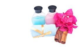 Flower SPA Concept Stock Images