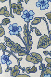 Flower textile pattern Royalty Free Stock Photo