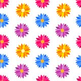 Flower texture Stock Photography