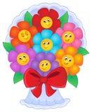 Flower theme image 8 Stock Photography