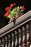 Flower vase Royalty Free Stock Photography