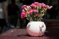 Flower in vase Stock Photography