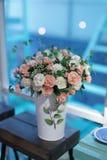 Flower vase Royalty Free Stock Image