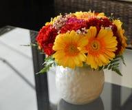 Flower vase Royalty Free Stock Images